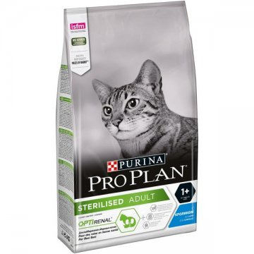 Purina Pro Plan Cat Sterilised kralik 1,5kg