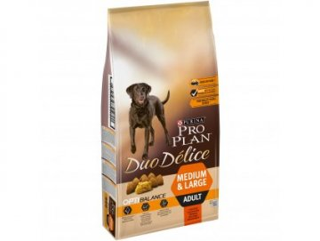 Pur.PP Dog Adult Duo Delice Beef 10kg