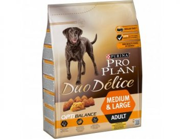 Pur.PP Dog Adult Duo Delice Chicken 2,5kg